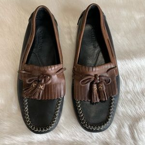 Men's 9m Cole Haan Tassled Moccasin Loafers